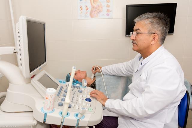 Ультразвуковая диагностика (УЗИ) - цена, сделать УЗИ в Щербинке
