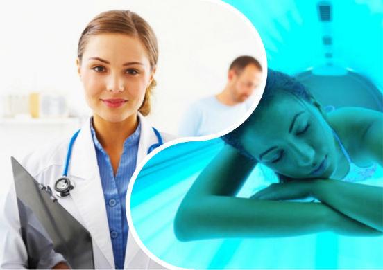 Солярий: вред и польза для женщин, противопоказания