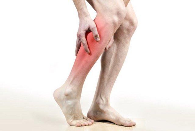 Что делать, если внезапно свело ногу?