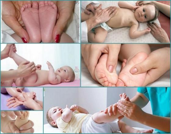 Детский массаж Бутово Парк 2, массажист для детей, грудничков и новорожденных