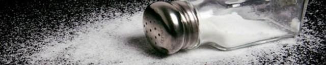 Избыточное потребление соли увеличивает риск гипертонии