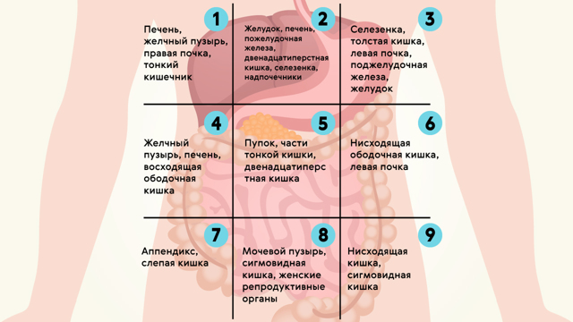 Боль в желудке: причины, как лечить?