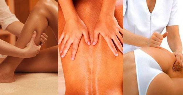 Антицеллюлитный массаж: цена в Москве, эффект, фото